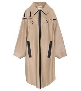 Bottega Veneta - Mantel aus Leder
