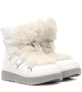 UGG - Ankle Boots Highland mit Shearling