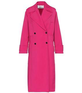 Valentino - Mantel aus einem Wollgemisch