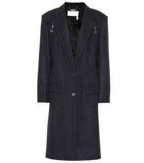Chloé - Mantel aus einem Wollgemisch