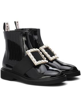 Roger Vivier - Ankle Boots Viv' Rangers