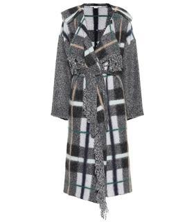 Stella Mccartney - Mantel aus einem Wollgemisch