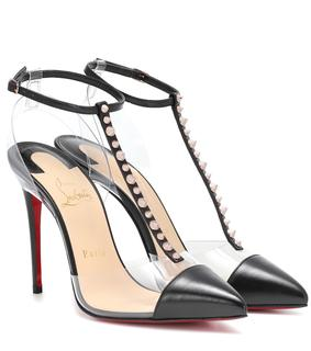 Christian Louboutin - Pumps Nosy Spikes 100