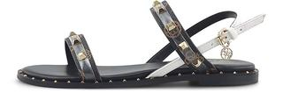 guess - Sandale Ofelia in schwarz, Sandalen für Damen