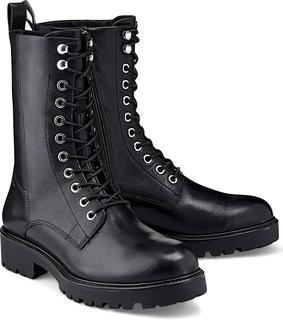 Vagabond - Schnür-Boots Kenova in schwarz, Boots für Damen
