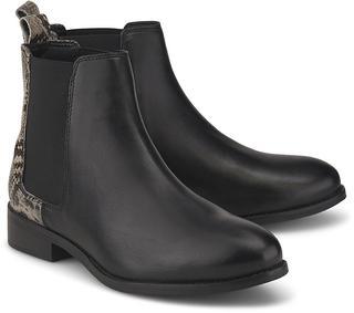 COX - Chelsea-Stiefelette in schwarz, Stiefeletten für Damen