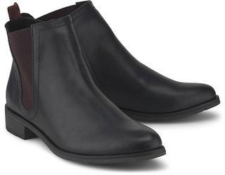 Marco Tozzi - Chelsea-Boots in dunkelblau, Boots für Damen