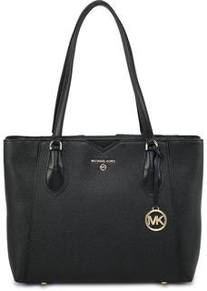 MICHAEL KORS - Shopper Mae Md in schwarz, Schultertaschen für Damen