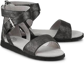 BULLBOXER - Riemchen-Sandale in silber, Sandalen für Mädchen