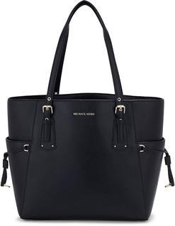 MICHAEL KORS - Shopper Voyager in schwarz, Schultertaschen für Damen