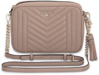MICHAEL KORS - Tasche Md Camera Bag in beige, Umhängetaschen für Damen