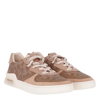 Coach - Sneakers - Citysole Court Sneaker Tan/Beechwood - in braun - für Damen