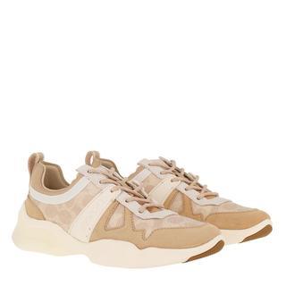 Coach - Sneakers - Citysole Runner Sneaker Sand/Beechwood - in beige - für Damen