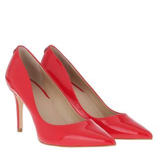 guess - Pumps - Bennie Pumps Medium Red red - in rot - für Damen