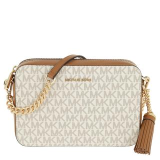 MICHAEL KORS - Umhängetasche - Medium Camera Bag Vanilla - in beige - für Damen