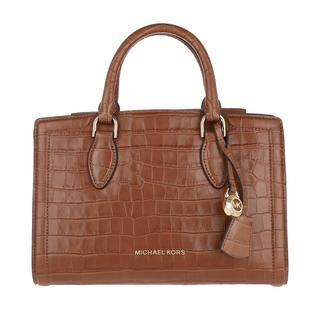 MICHAEL KORS - Tote - Zoey Medium Satchel Chestnut - in braun - für Damen