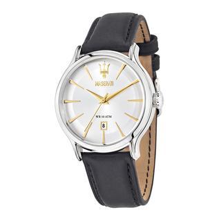 Maserati - Uhr - Watch Hau Epoca 42mm Black - in weiß - für Damen