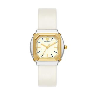 Tory Burch - Uhr - The Blake Watch Azetat White - in weiß - für Damen