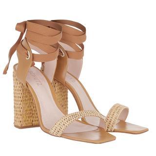 Schutz - Sandalen - High Heel Sandal Beige - in braun - für Damen