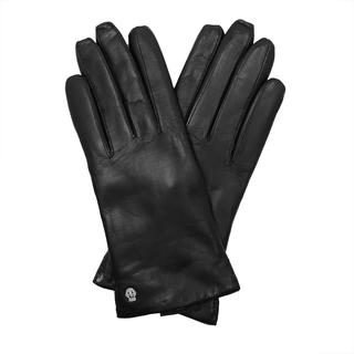 Roeckl - Handschuhe - Women Classical Cashmere Short Gloves Black - in schwarz - für Damen