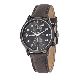 Maserati - Uhr - Watch Hau Epoca 42mm Grey - in grau - für Damen