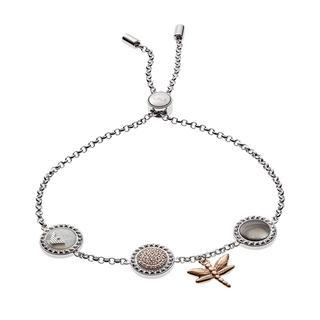 Emporio Armani - Armband - EG3350040 Bracelet Silver - in silber - für Damen
