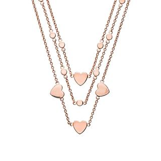 Emporio Armani - Halskette - EG3394221 Necklace Roségold - in gold - für Damen