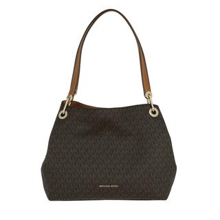 MICHAEL KORS - Tote - Raven Large Shoulder Tote Brown - in braun - für Damen