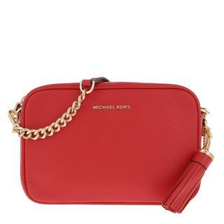 MICHAEL KORS - Umhängetasche - Medium Camera Bag Bright Red - in rot - für Damen