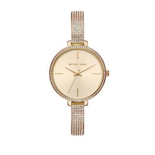 MICHAEL KORS - Uhr - MK3784 Jaryn Ladies Metals Watch Gold - in gold - für Damen