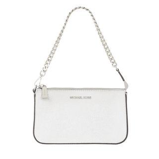 MICHAEL KORS - Pochette - Medium Chain Pouchette Silver - in silber - für Damen