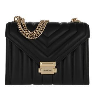 MICHAEL KORS - Umhängetasche - Whitney Large Shoulder Bag Black - in schwarz - für Damen