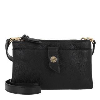 MICHAEL KORS - Umhängetasche - Charm MD Tab Doublezip Phone Crossbody Bag Black - in schwarz - für Damen
