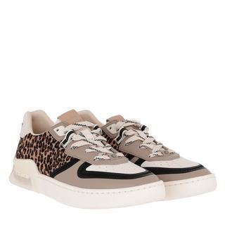 Coach - Sneakers - Citysole Court Sneaker Natural/Beechwood - in beige - für Damen