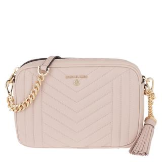 MICHAEL KORS - Umhängetasche - Jet Set Charm MD Camera Bag Soft Pink - in rosa - für Damen