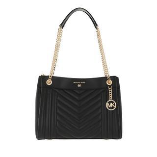 MICHAEL KORS - Shopper - Susan MD Shoulder Black - in schwarz - für Damen