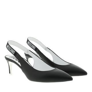 Moschino - Pumps - Shoes Vitello Black - in schwarz - für Damen