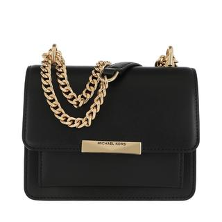 MICHAEL KORS - Umhängetasche - Jade XS Gusset Crossbody Bag Black - in schwarz - für Damen