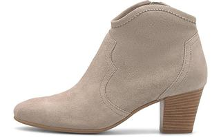 belmondo - Trend-Boots in beige, Stiefeletten für Damen
