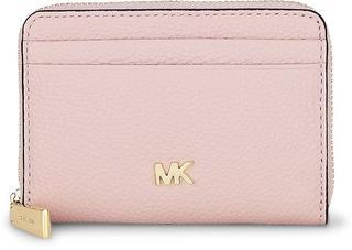 MICHAEL KORS - Geldbörse Za Coin Card Case in rosa, Geldbörsen für Damen