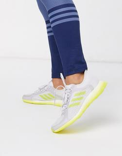 adidas Performance - adidas – Focus Breathe – Weiße Running-Sneaker