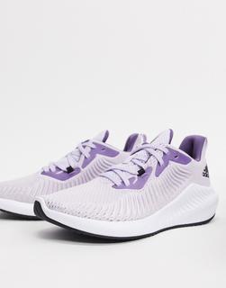 adidas Performance - adidas Running – Alphabounce 3 – Violette Sneaker