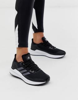 adidas Performance - adidas – Solar Blaze – Lauf-Sneaker in Schwarz