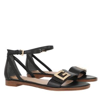 guess - Sandalen - Rashida Sandals Black Leather black - in schwarz - für Damen