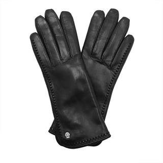 Roeckl - Handschuhe - Women Classic Leather Gloves Black - in schwarz - für Damen
