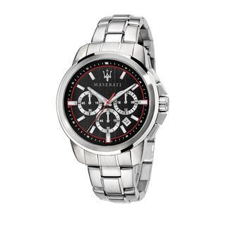 Maserati - Uhr - Watch Hau Successo 44mm Silver - in silber - für Damen