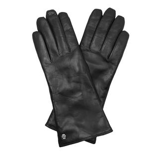 Roeckl - Handschuhe - Women Classical Cashmere Medium Gloves Black - in schwarz - für Damen