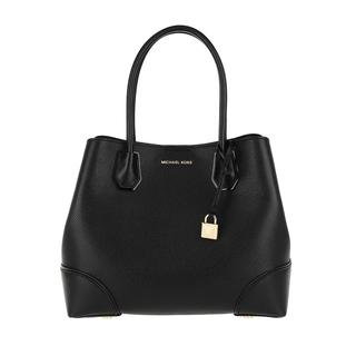 MICHAEL KORS - Tote - Mercer Gallery Medium Center Zip Tote Bag Black - in schwarz - für Damen
