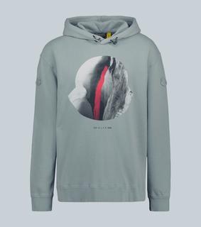 Moncler Genius - 6 Moncler 1017 ALYX 9SM Sweatshirt mit Print
