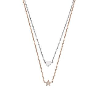 Emporio Armani - Halskette - Necklace Astrology & Magic ST EG3411040 Silver - in silber - für Damen